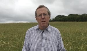 Gerald Osborne, organic farmer from Wiltshire